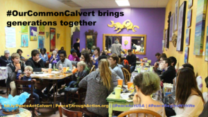 #OurCommonCalvert Brings Generations Together